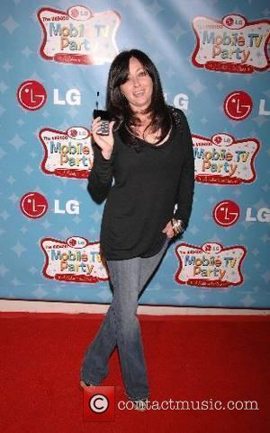 Shannen Doherty, Lg's Mobile Tv Party, Paramount Studios
