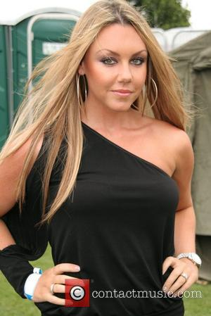 Michelle Heaton Liberty X perform their last ever concert together before splitting and going their separate ways, at the Crimestoppers...