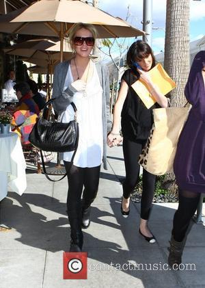 Lohan Goes Diamond Shopping With Giles