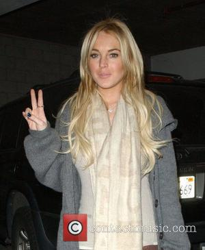Lohan: 'Hollywood Nothing To Do With My Weight Loss'