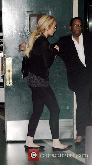 Lohan Heading Back To Rehab