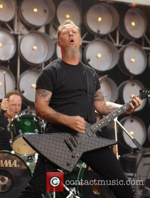 Metallica To Make Video Game