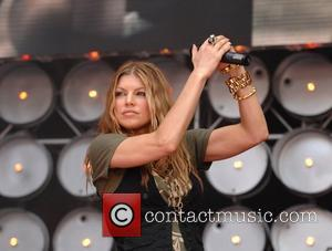 Fergie Snubs Timberlake For Diana