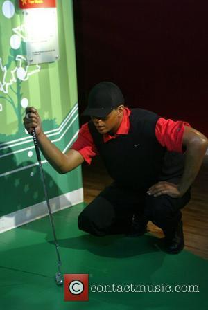 Tiger Woods Opens Learning Centre