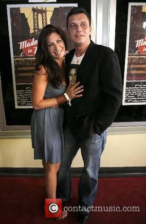 Tammy Pescatelli and Luca Palanca Premiere of 'Made In Brooklyn' held at the Regent Showcase theater Los Angeles, California -...