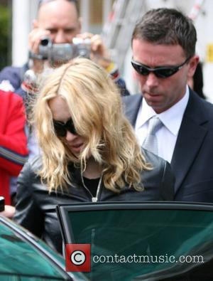 Malawian President Supports Madonna