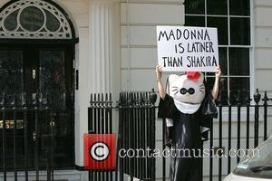 Madonna 'Disappointed' At Media Controversy