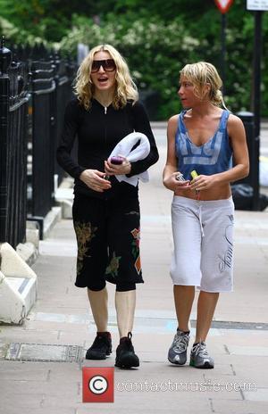 Madonna's Adoption 'Punch-up'