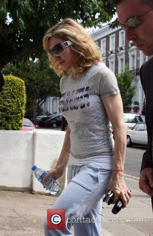 Madonna's Star-studded Pilgrimage