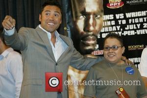 De La Hoya Dancer: 'I Lied'