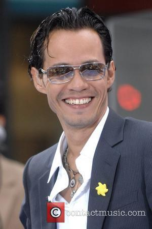 Marc Anthony  performing on NBC Today Show Summer Concert Series held at the Rockefeller Plaza  New York City,...