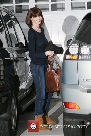 'Desperate Housewives' star Marcia Cross debuts new shorter hairdo as she leaves Ken Paves Salon Los Angeles, California - 23.05.08
