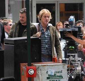 Owen Wilson Fights With Photographer Down Under