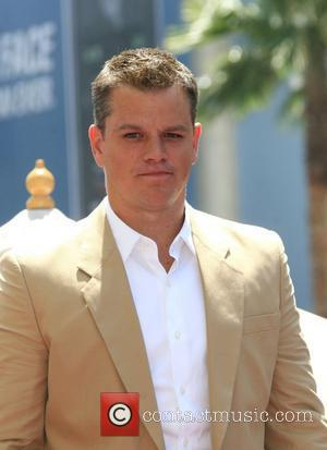 Damon Perfected Bourne's Tired Look By Babysitting