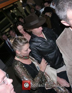 Kate Moss, James Brown and Linda Mccartney
