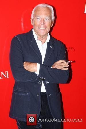 Armani Ponders His 'Creative Genius'