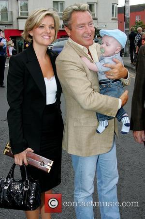 Dancer Michael Flatley and his wife Niamh Flatley arrive for the launch of the Sligo Live Festival 2007  Sligo,...
