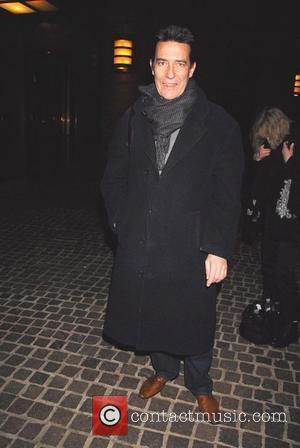 Ciaran Hinds 'Miss Pettigrew Lives for a Day' New York Premiere at the Tribeca Grand Hotel - Departures  New...