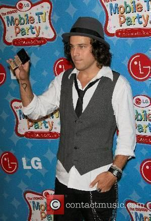 Ryan Cabrera LG Mobile Phones presents LG's Mobile TV Party, a salute to the beloved TV shows and stars of...