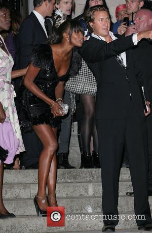 Naomi Campbell Arrested At Heathrow Airport's Terminal 5