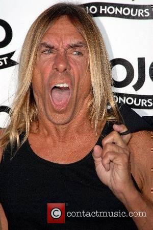 Iggy Pop 'Too Pricey' For Nme Award