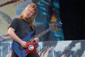 Mustaine Honoured With Taekwondo Title