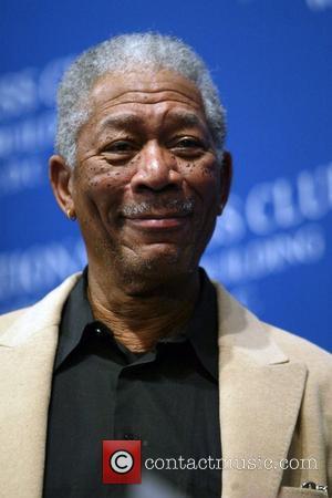Freeman Confirmed As Mandela