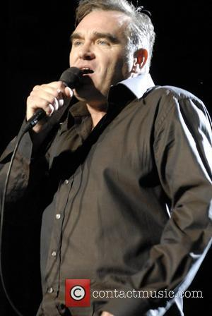 Morrissey Ruled Out Of Eurovision
