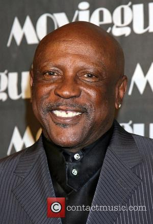Louis Gossett Jr, Movieguide Faith And Value Awards 2008 and Beverly Hilton Hotel