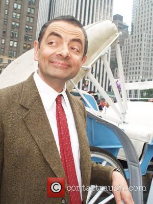 Rowan Atkinson aka Mr. Bean promotes his new movie ' Mr. Bean's Holiday ' New York City, USA - 19.07.07