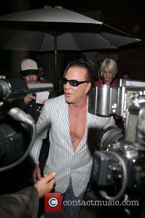 Rourke Arrested For Dui