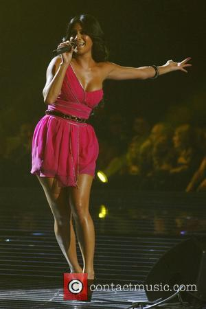Nicole Scherzinger MTV Europe Music Award 2007 at Olympiahalle - Show Munich, Germany - 01.11.07