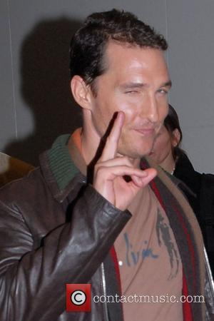 Mcconaughey Tops Stomach Poll