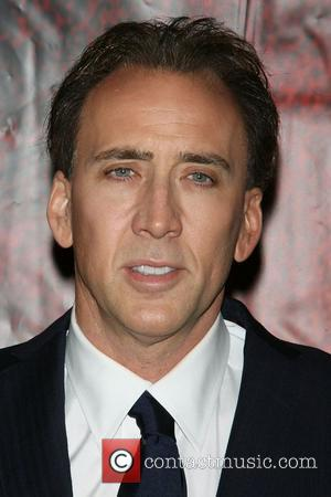 Cage Credits New Son For Change In Lifestyle