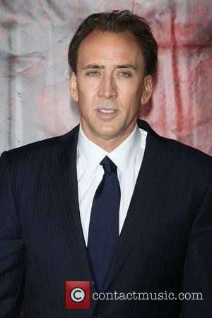 Cage Wants A National Treasure Ride