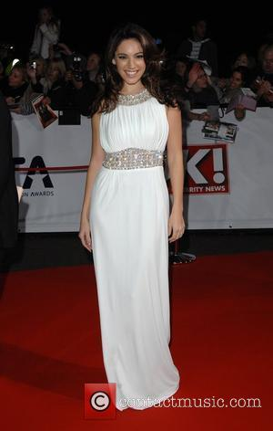 Kelly Brook National Television Awards held at the Royal Albert Hall - Arrivals London, England - 31.10.07