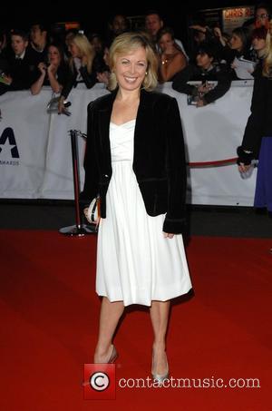 Jayne Torvill National Television Awards held at the Royal Albert Hall - Arrivals London, England - 31.10.07