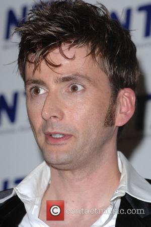 David Tennant National Television Awards held at the Royal Albert Hall - Press Room London, England - 31.10.07