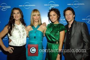 Brooke Shields, Kim Raver, Lindsay Price, Andrew McCarthy The NBC Universal Experience - Arrivals  held at Rockefeller Plaza New...