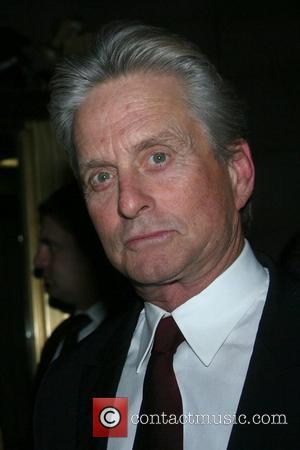Michael Douglas Found Dad Kirk 'Intimidating'