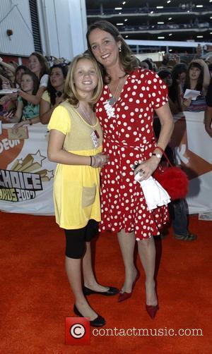 Jane Ferguson (sister of Sarah Ferguson, the Duchess of York) and guest Nickelodeon Australian Kids' Choice Awards 2007 at Sydney...