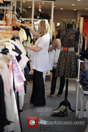 Nicky Hilton and Kathy Hilton get some retail therapy in West Hollywood. Mother and daughter were shopping at various Hollywood...