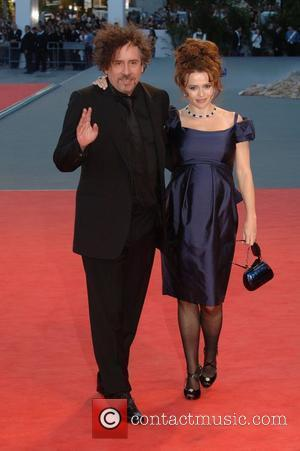 Burton Honoured At Venice