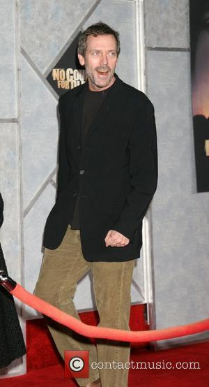 Hugh Laurie Premiere of 'No Country for Old Men' at ArcLight Theaters - Arrivals Los Angeles, California - 04.11.07