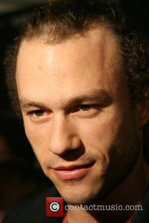 Heath Ledger Premiere of 'I'm Not There' at the Clearview Chelsea West Cinema New York City, USA - 13.11.07
