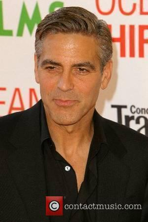 Clooney's Little Ambition