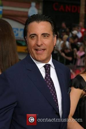 Andy Garcia  Los Angeles Premiere of 'Ocean's 13' held at Grauman's Chinese Theatre - Arrivals Los Angeles, California USA...