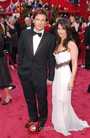 Jason Bateman and wife Amanda Anka The 80th Annual Academy Awards (Oscars) - Arrivals Los Angeles, California - 24.02.08