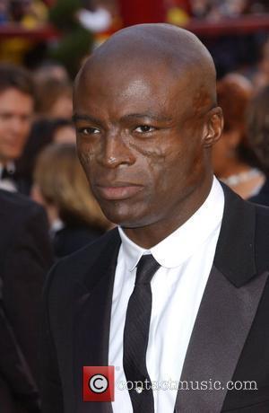 Seal The 80th Annual Academy Awards (Oscars) - Arrivals Los Angeles, California - 24.02.08