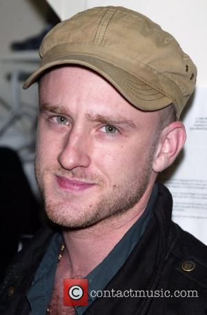 Ben Foster from the HBO series Six Feet Under visits the cast of the new Broadway musical Passing Strange at...